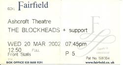 20th March 2002