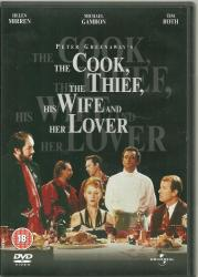 The Cook The Thief His Wife And Her Lover 1989